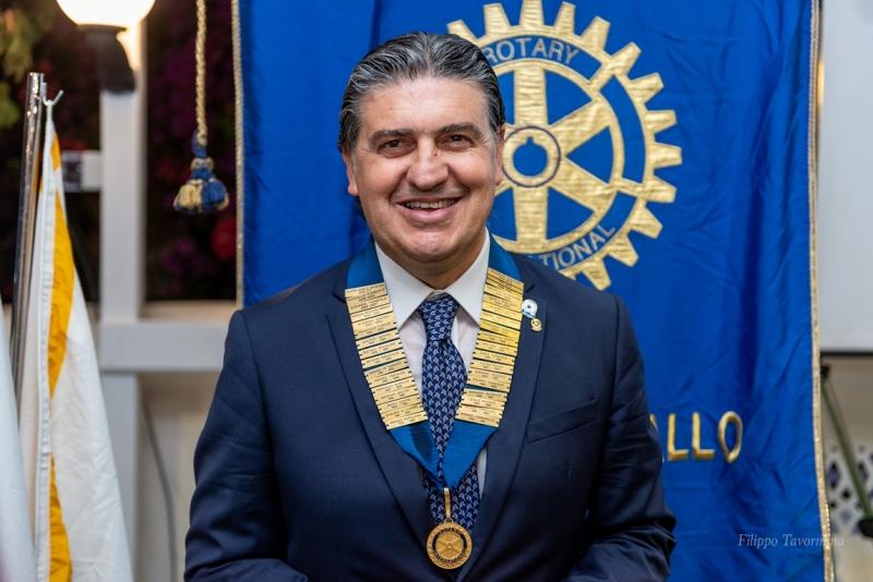 Domenico Di Maria_ Presidente RotaryClub Mazara 2019_2020