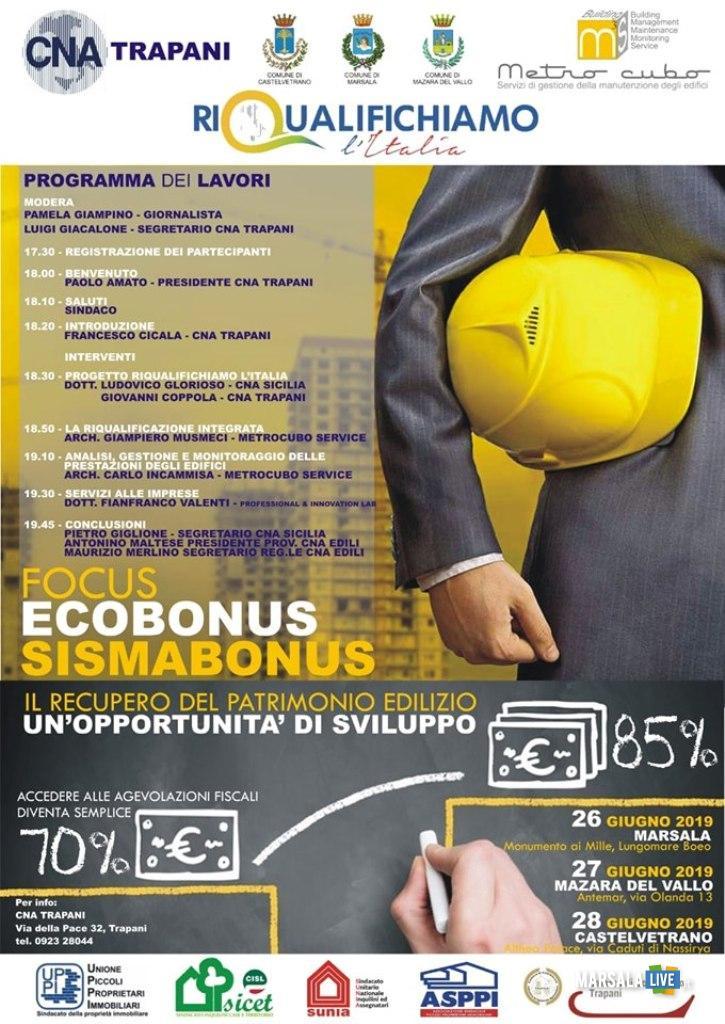 EcoBonusSismaBonus - Trapani