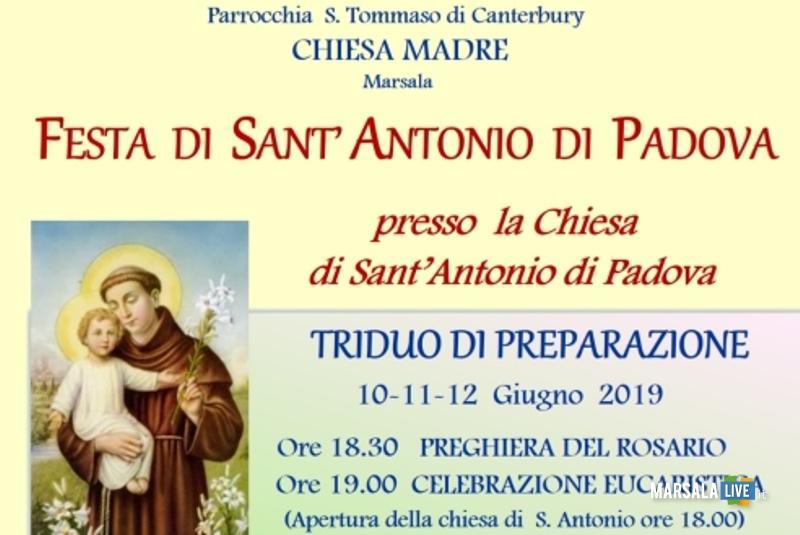Festa Sant'Antonio - Marsala