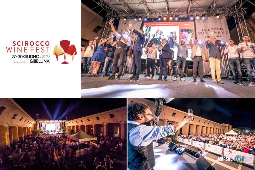 Gibellina la 3 edizione di Scirocco Wine Fest, 2019