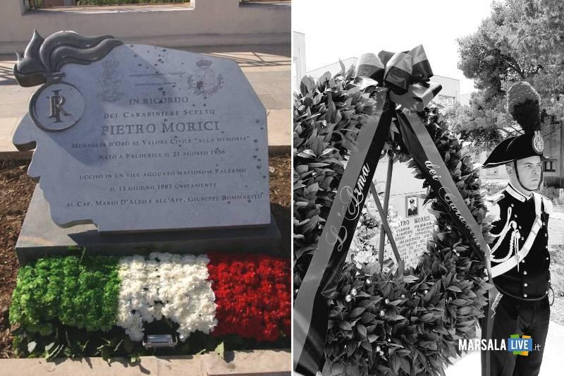 I Carabinieri ricordano Pietro Morici