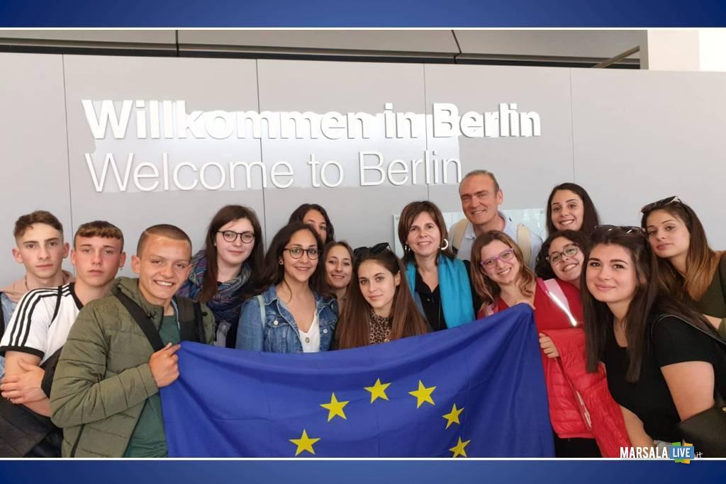 Istituto Alberghiero a Berlino, progetto cittadinanza europea