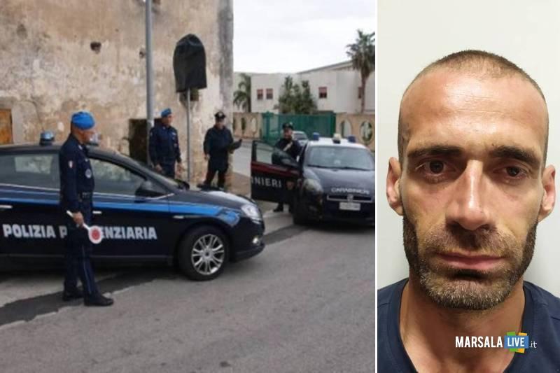 LUCA LEKE, polizia penitenziaria e carabinieri