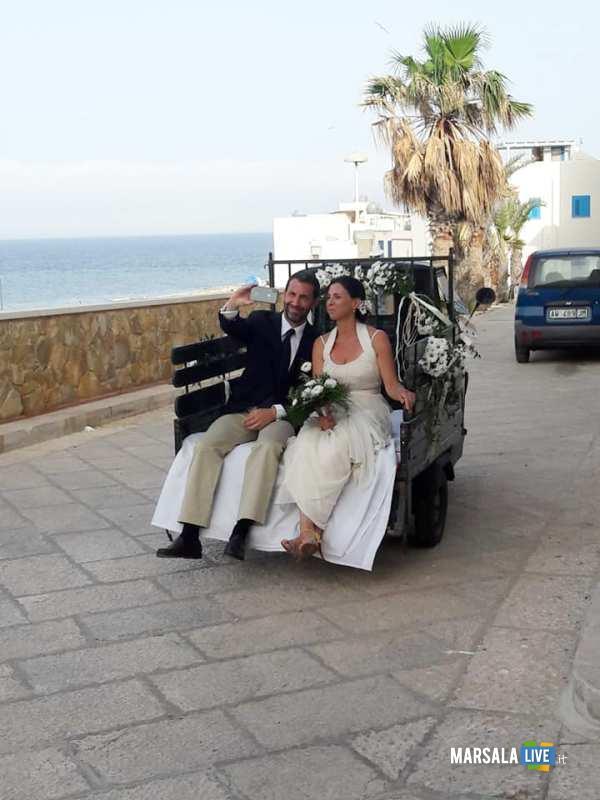 Le Egadi isole dell'amore, matrimonio da favola a Marettimo (1)