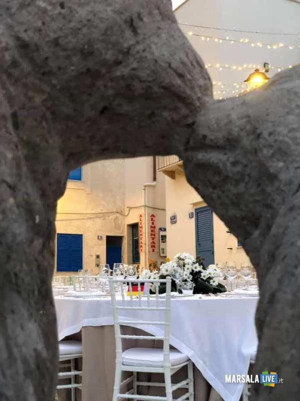 Le Egadi isole dell'amore, matrimonio da favola a Marettimo (2)