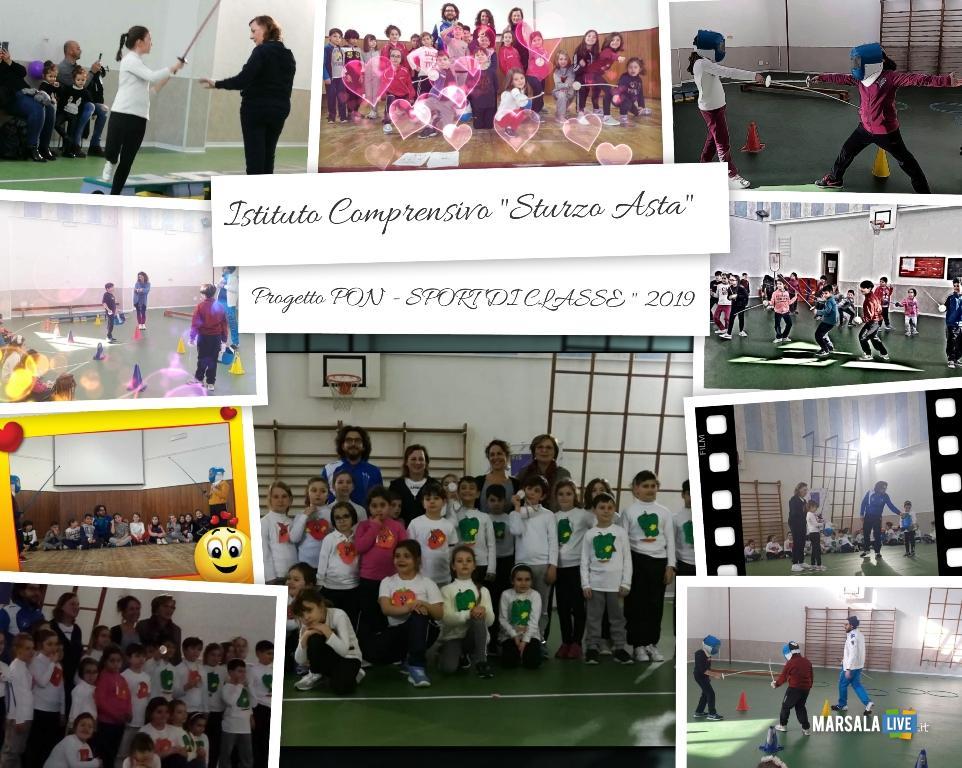Marsala, Istituto Comprensivo Luigi Sturzo-Asta, Sport di Classe (1)