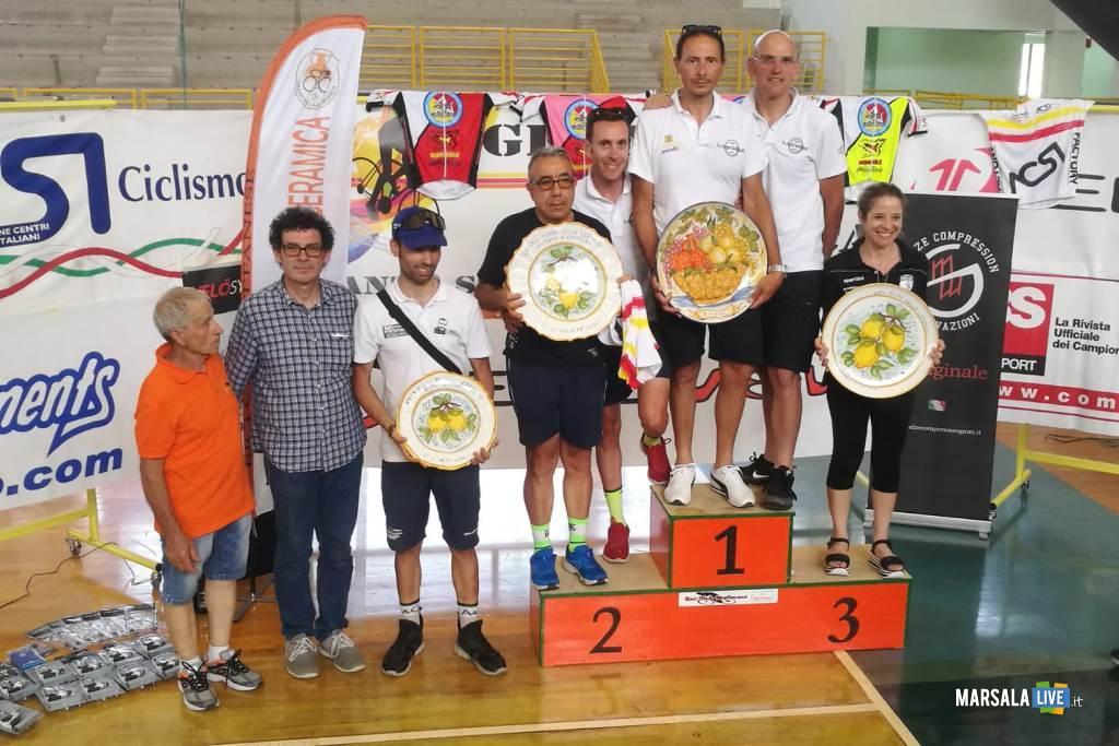 Marsala Team 2012, XIII Mediofondo della Ceramica, Santo Stefano di Camastra