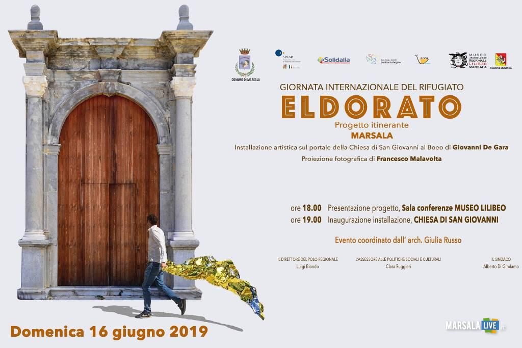 Marsala, il portale di San Giovanni al Boeo 2019