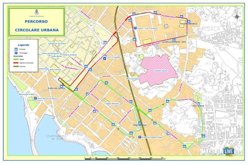 Marsala, trasporto urbano, orario estivo (6)