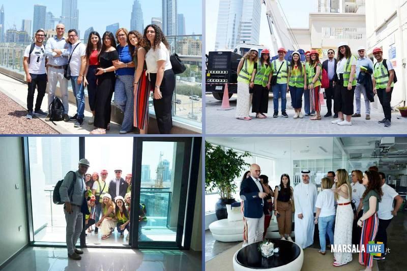 Officine e Botteghe Aperte, Dubai con Rete Punica