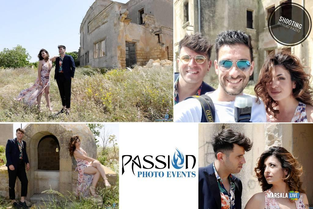 Passion Photo Events, shooting Borgo Fazio e Borgo Livio Bassi