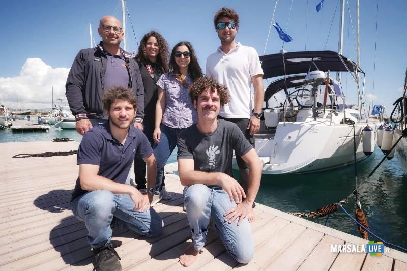 Pesca. progetto Tuna Route, da Trapani 2019