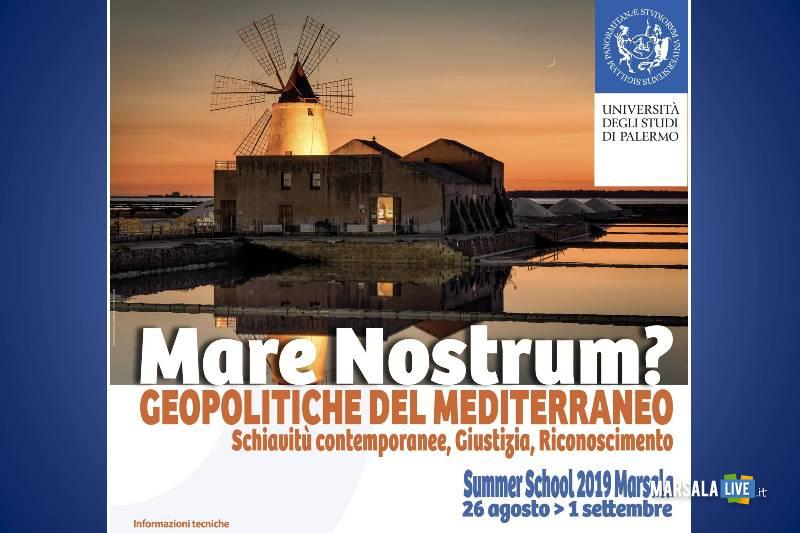 Summer School Marsala 2019