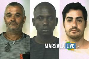 TRINCERI Mirko, BOUAZIZ Alì, COLLEY Modou Lamin