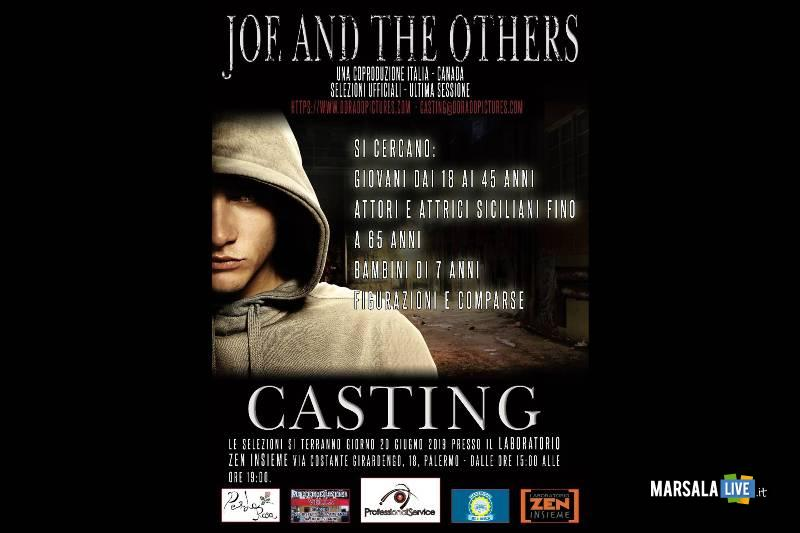 Zen, casting per Joe and the others, film di Luca Fortino, Vucciria