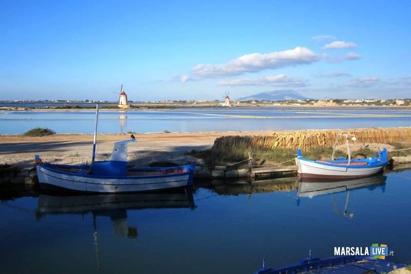 acque dello Stagnone, marsala