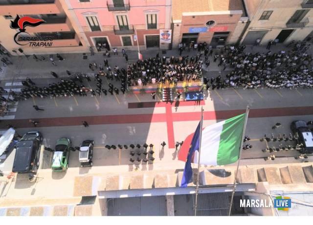 anniversario fondazione arma carabinieri trapani 2019 (1)
