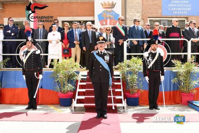 anniversario fondazione arma carabinieri trapani 2019 (4)