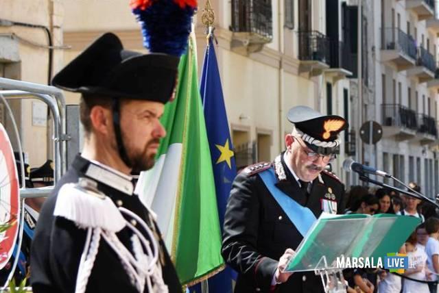 anniversario fondazione arma carabinieri trapani 2019 (8)