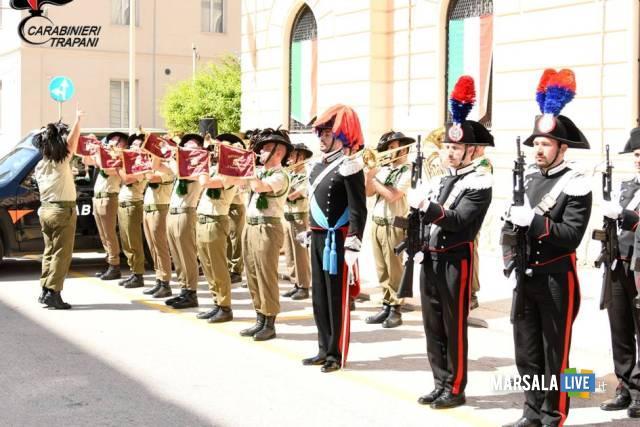 anniversario fondazione arma carabinieri trapani 2019 (9)