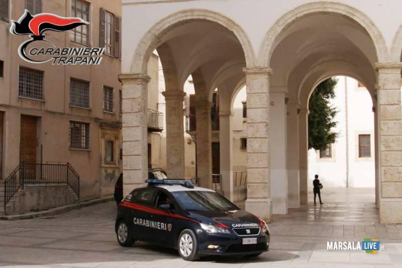 carabinieri, alcamo