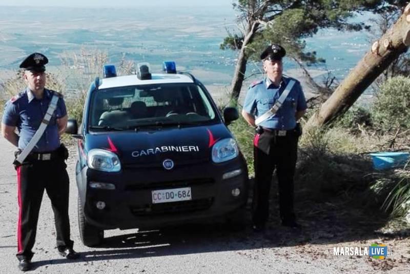 carabinieri erice