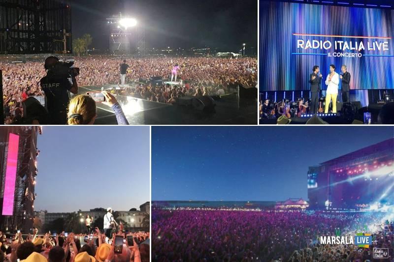 concerto Radio Italia Live Palermo 2019