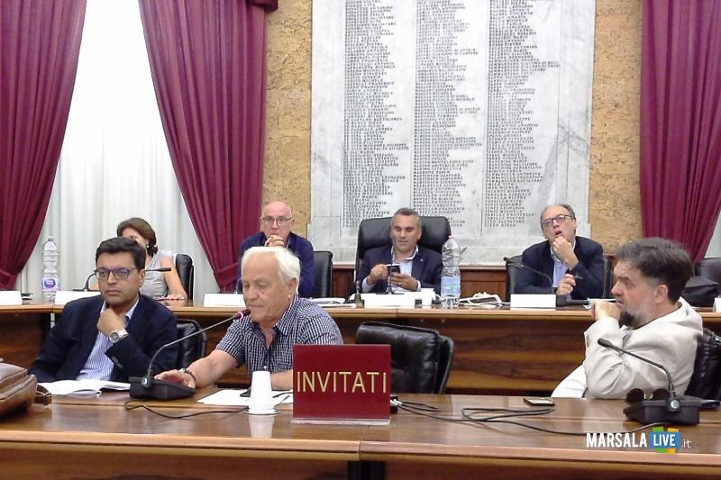 consiglio comunale marsala, giugno 2019