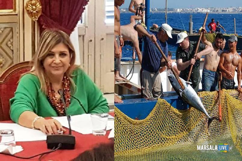 eleonora Lo Curto, tonnara, tonno rosso, favignana