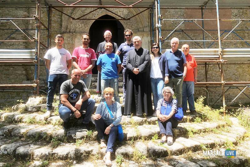 erice visita pastorale cantieri