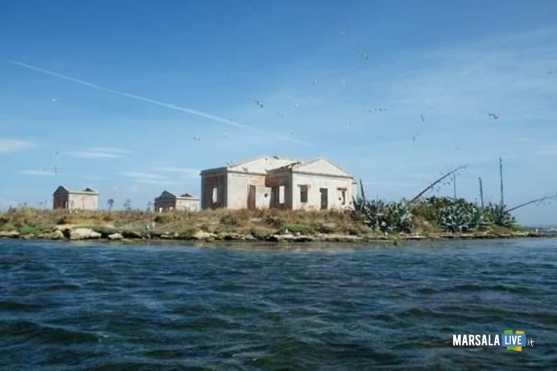 isola di Schola, Marsala