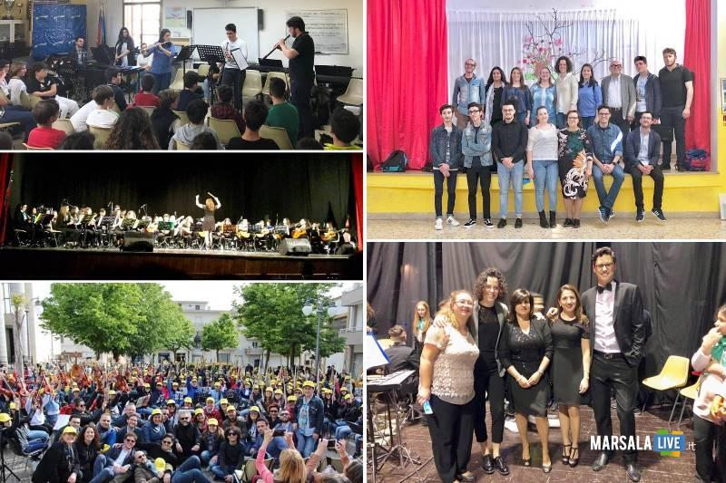 istituto comprensivo S.Pellegrino - Musica, Vita e Palcoscenico - Marsala