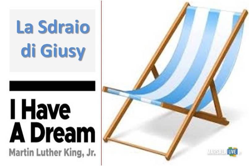 la sdraio di Giusy - I have a dream