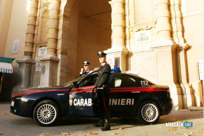 norm marsala. Carabinieri