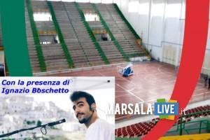 palazzetto dello sport, marsala - Ignazio Boschetto