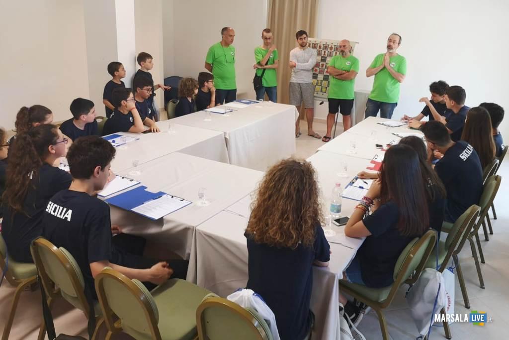 scacchisti lilybetani, stage Campofelice di Roccella (2)