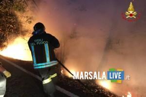 scopello, vigili del fuoco 2019
