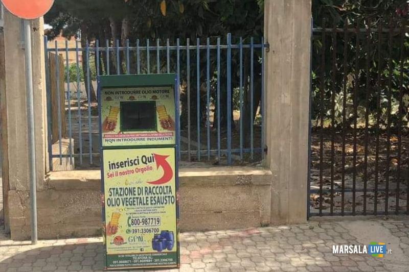 stazione raccolta olio esausto campobello vi s. giovanni bosco_19.06.2019