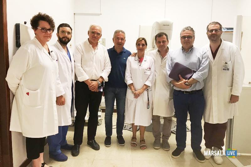 Asp Trapani, Screening mammografico
