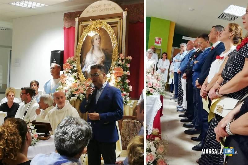 Cappella Ospedale Mazara, visita Madonna del Paradiso (5)