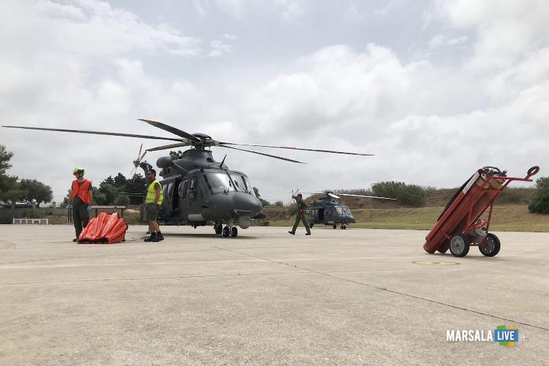 Emergenza incendi, interventi dell_Aeronautica Militare (1)