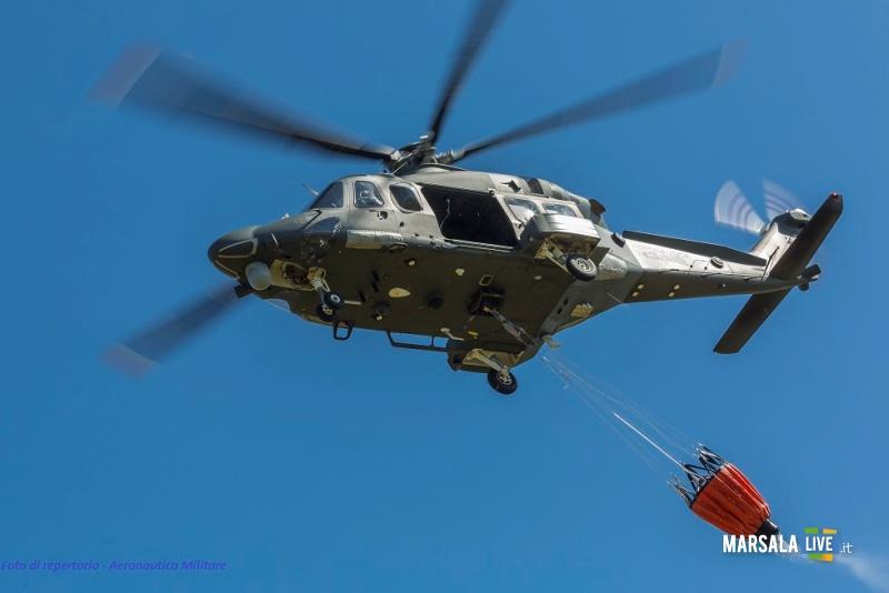 Emergenza incendi, interventi dell_Aeronautica Militare (2)