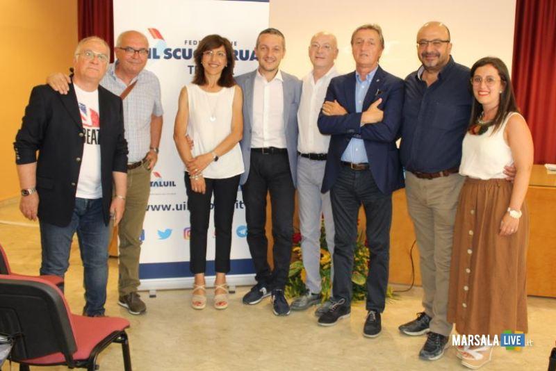 Foto gruppo Uil Scuola Tp