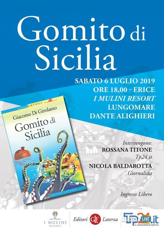 Gomito di Sicilia, di Giacomo Di Girolamo, Erice (1)