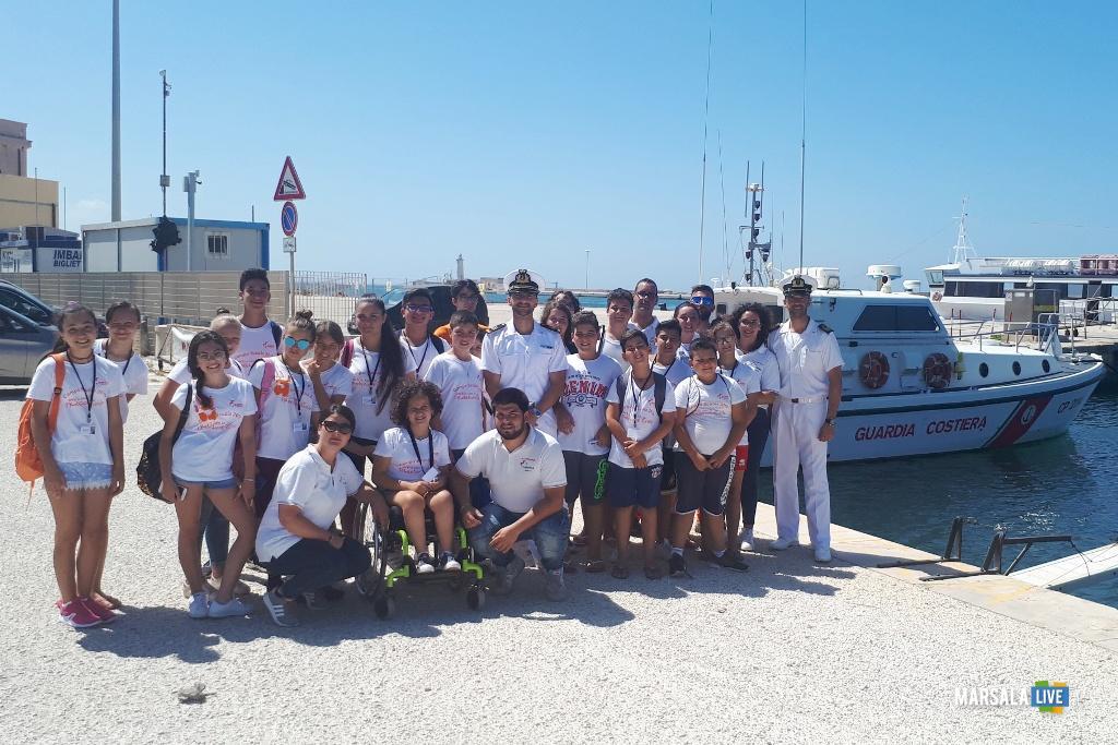 Guardia Costiera Marsala, vivere il mare Sicurezza (1)