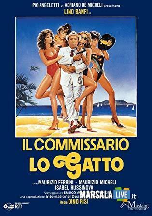 Il Commissario Lo Gatto locandina 2