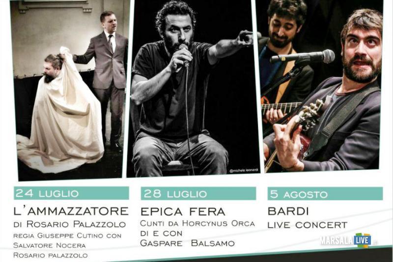 Insoliti Venti 2019, Rassegna Musico Teatrale