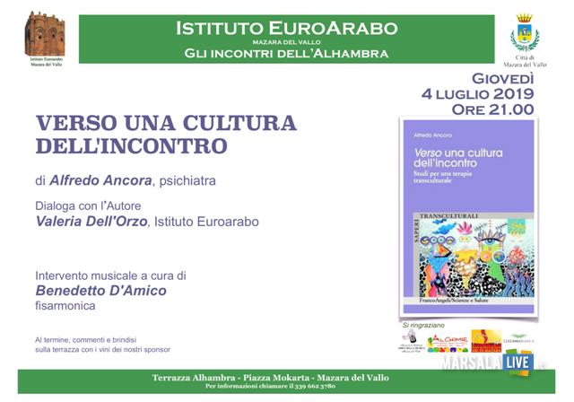 Istituto Euroarabo, incontri Alhambra, Mazara (2)