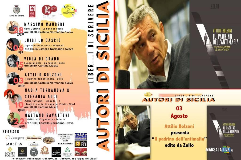 Liber...i di scrivere. Autori di Sicilia