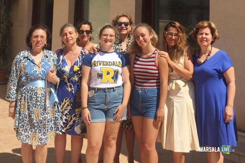 Liceo Pascasino Marsala, Pon Fse cittadinanza Europea
